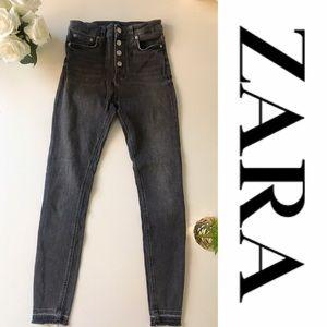 Zara Woman Size 4 Skinny Jeans
